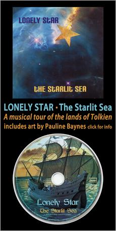 Lonely Star - The Starlit Sea